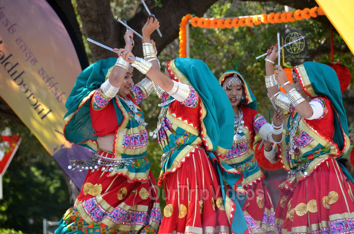 Dilli Haat Food and Folk Festival, Cupertino, CA, USA - Picture 71 of 75