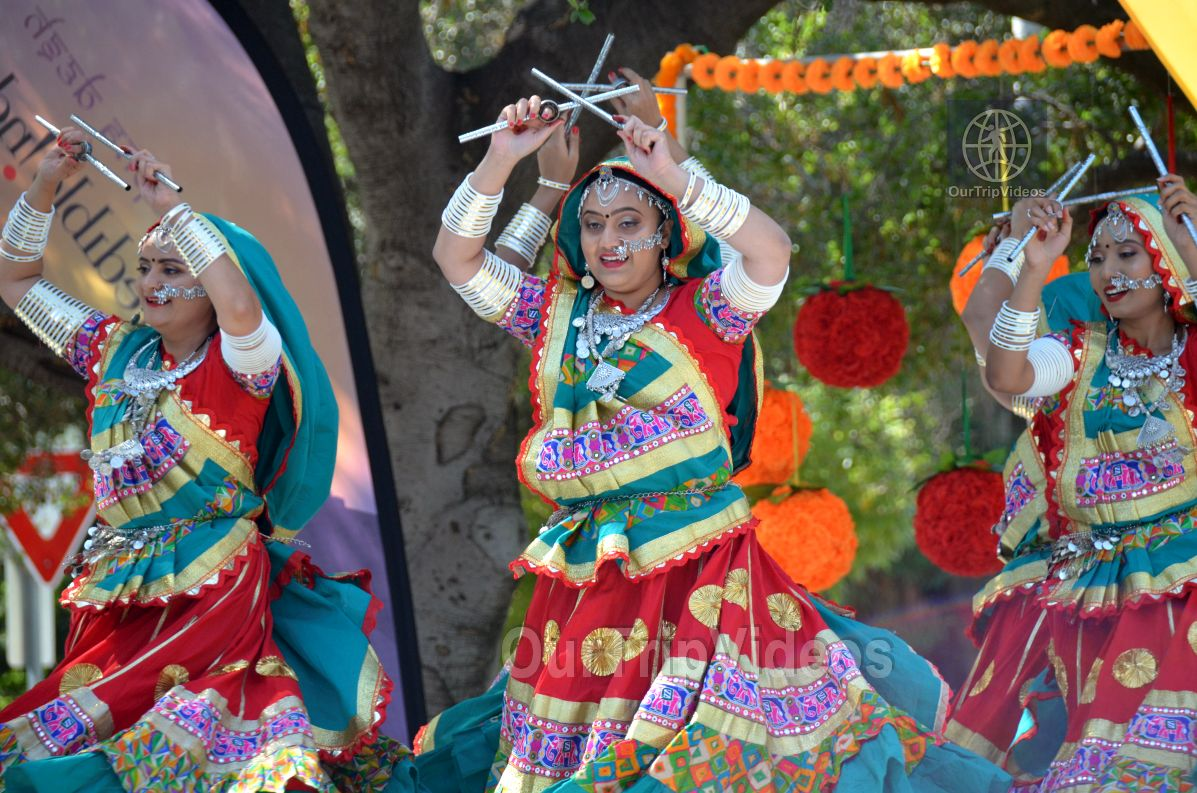 Dilli Haat Food and Folk Festival, Cupertino, CA, USA - Picture 72 of 75