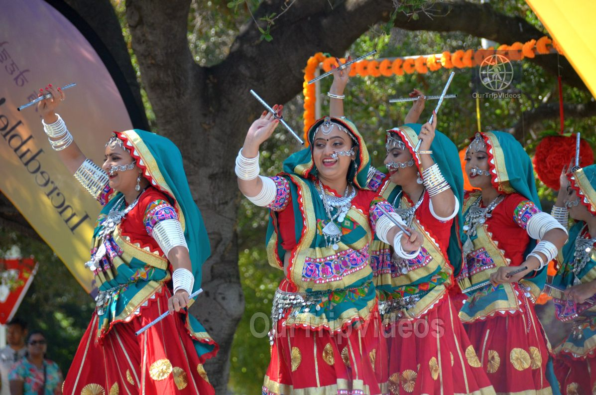 Dilli Haat Food and Folk Festival, Cupertino, CA, USA - Picture 75 of 75