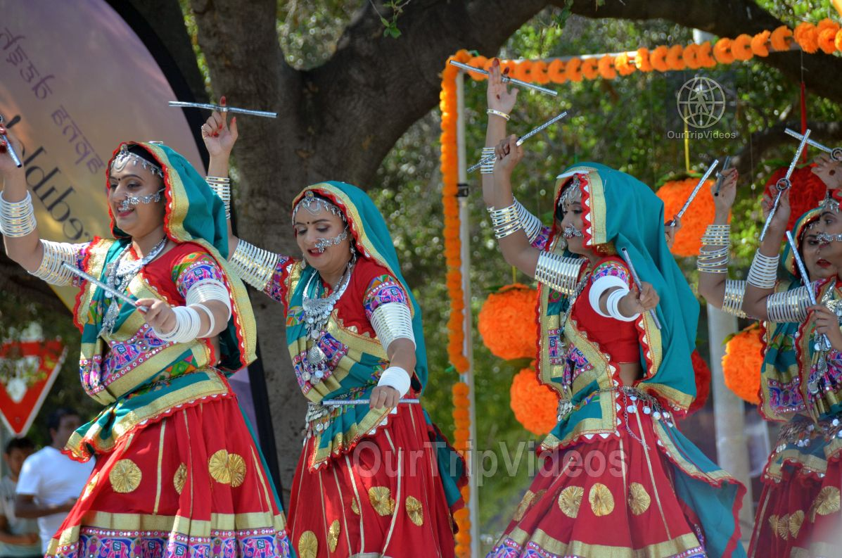 Dilli Haat Food and Folk Festival, Cupertino, CA, USA - Picture 76 of 100