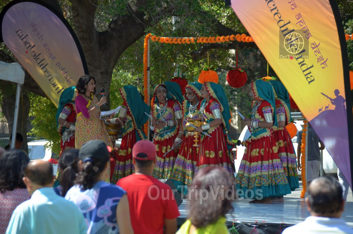 Dilli Haat Food and Folk Festival, Cupertino, CA, USA - Picture 78 of 100