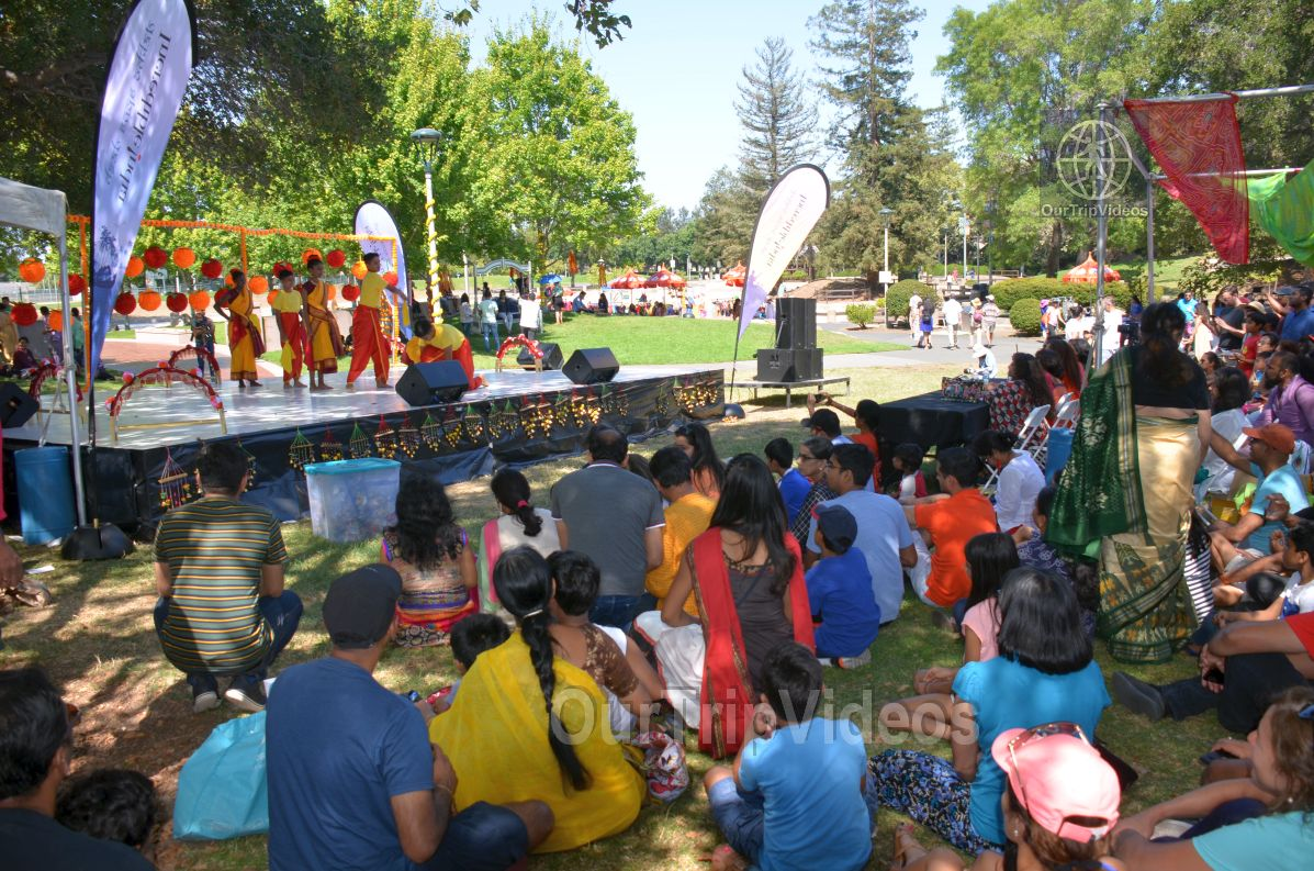 Dilli Haat Food and Folk Festival, Cupertino, CA, USA - Picture 84 of 100