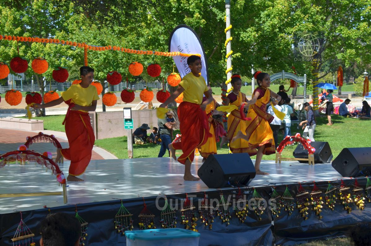 Dilli Haat Food and Folk Festival, Cupertino, CA, USA - Picture 86 of 100