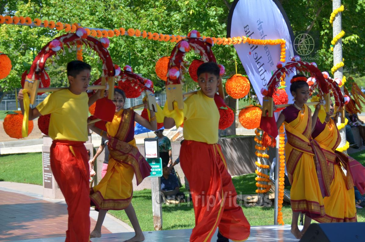 Dilli Haat Food and Folk Festival, Cupertino, CA, USA - Picture 87 of 100