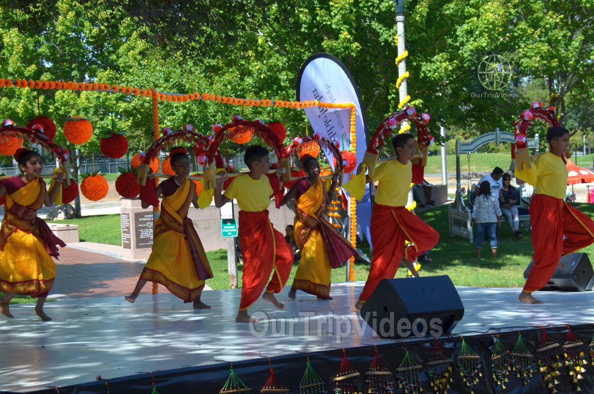 Dilli Haat Food and Folk Festival, Cupertino, CA, USA - Picture 91 of 100