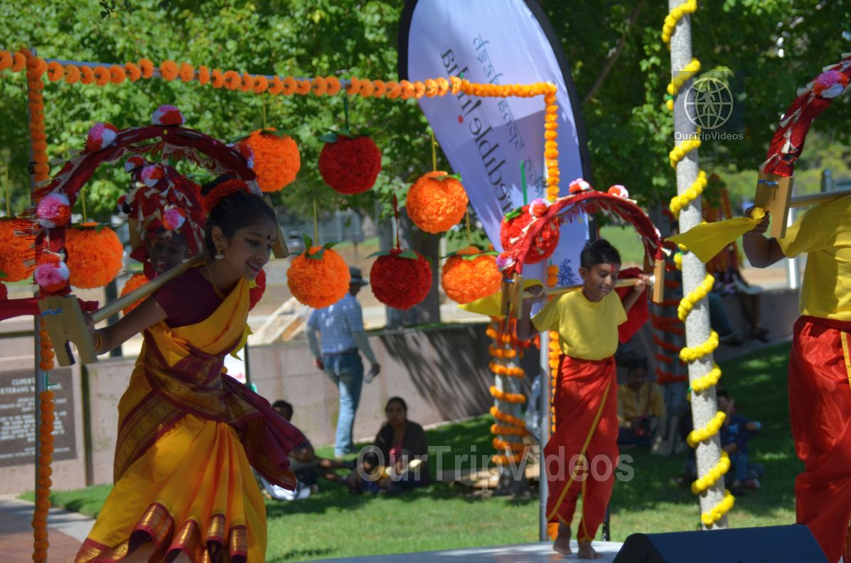 Dilli Haat Food and Folk Festival, Cupertino, CA, USA - Picture 92 of 100