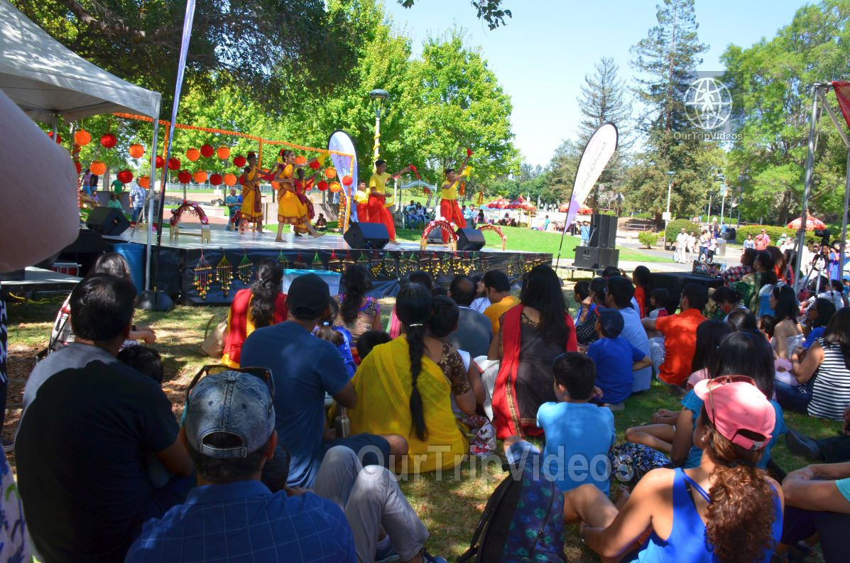 Dilli Haat Food and Folk Festival, Cupertino, CA, USA - Picture 93 of 100