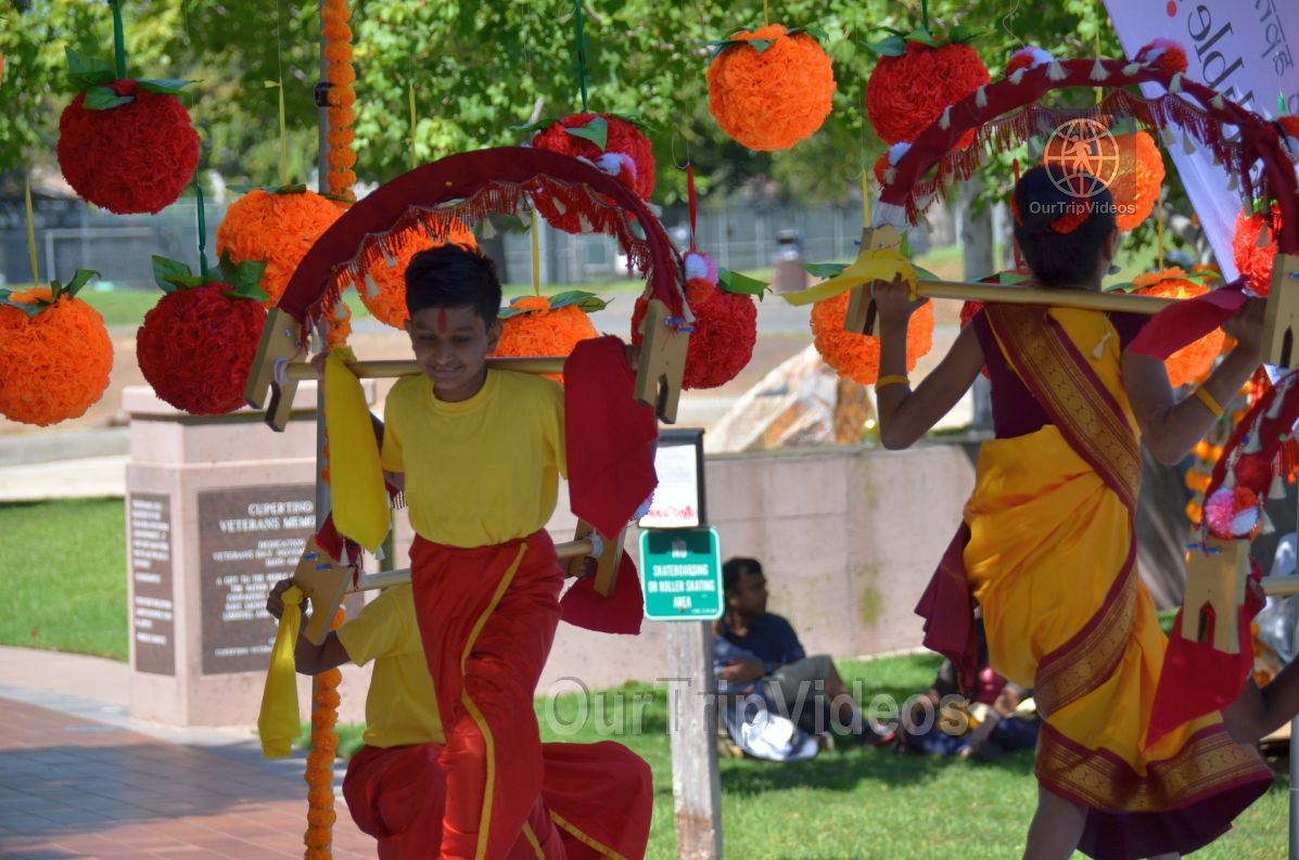 Dilli Haat Food and Folk Festival, Cupertino, CA, USA - Picture 94 of 100