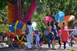 Dilli Haat Food and Folk Festival, Cupertino, CA, USA - Picture 11