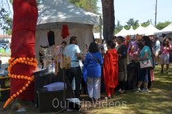 Dilli Haat Food and Folk Festival, Cupertino, CA, USA - Picture 32