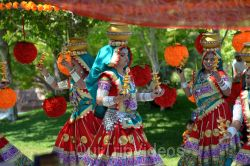 Dilli Haat Food and Folk Festival, Cupertino, CA, USA - Picture 57