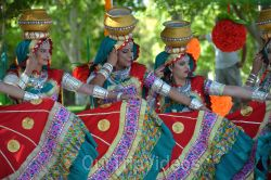 Dilli Haat Food and Folk Festival, Cupertino, CA, USA - Picture 62