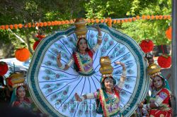Dilli Haat Food and Folk Festival, Cupertino, CA, USA - Picture 66
