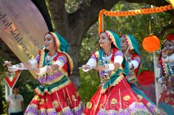 Dilli Haat Food and Folk Festival, Cupertino, CA, USA - Picture 73