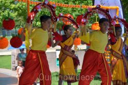 Dilli Haat Food and Folk Festival, Cupertino, CA, USA - Picture 88