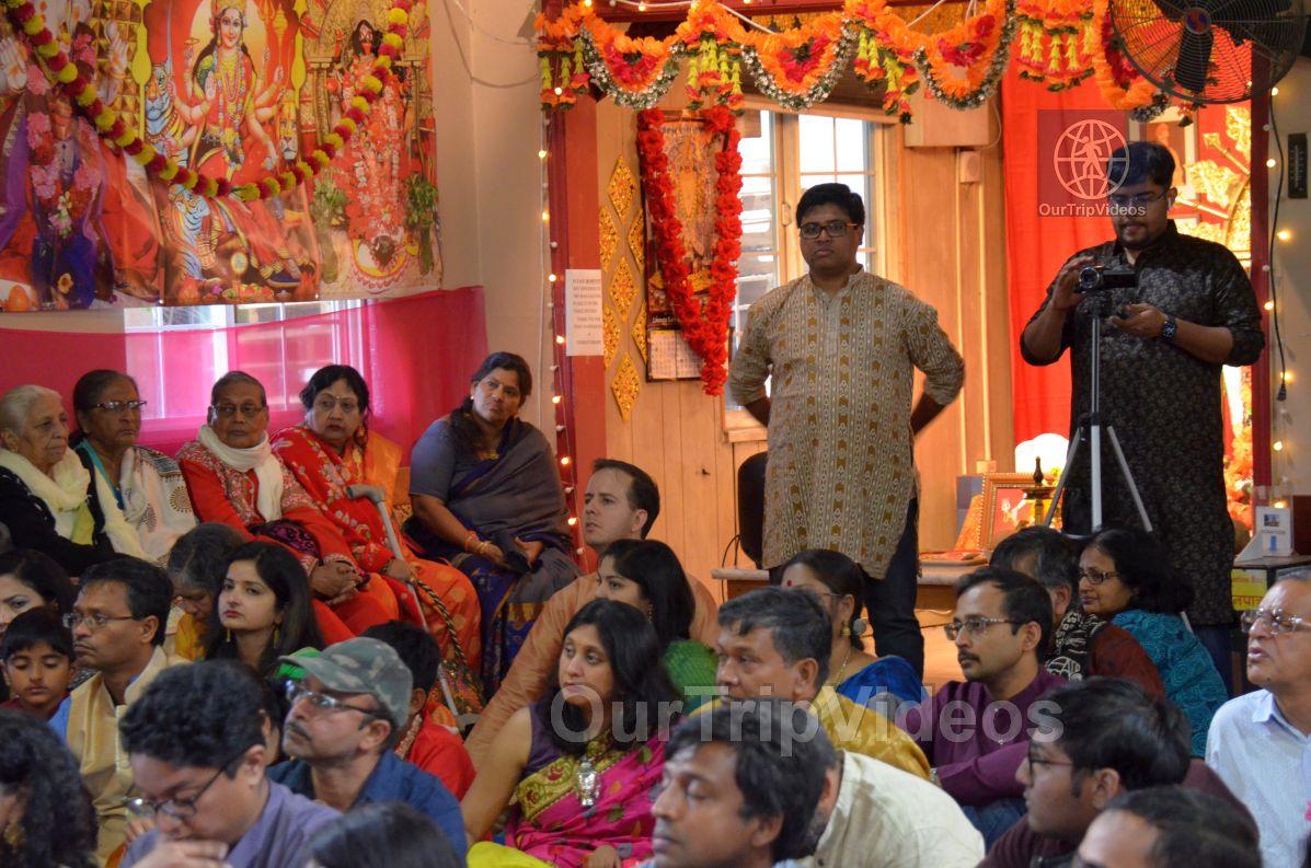 Mahalaya Program - Durga Puja by FOG Bengal, Fremont, CA, USA - Picture 10 of 25