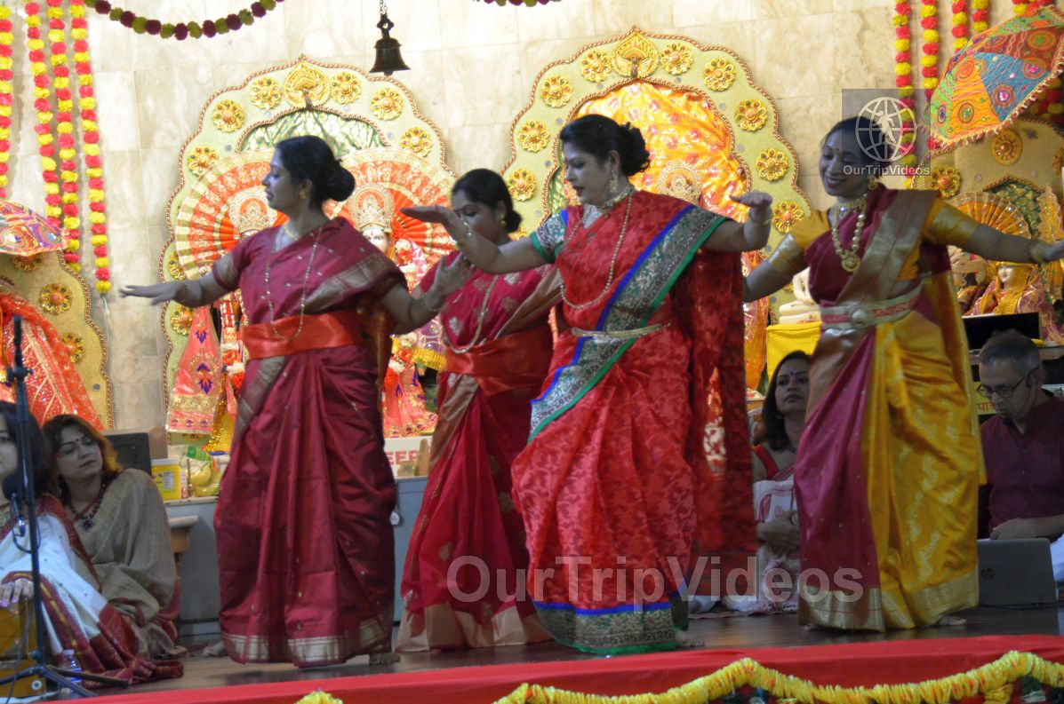 Mahalaya Program - Durga Puja by FOG Bengal, Fremont, CA, USA - Picture 32 of 50