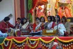 Mahalaya Program - Durga Puja by FOG Bengal, Fremont, CA, USA - Picture 21
