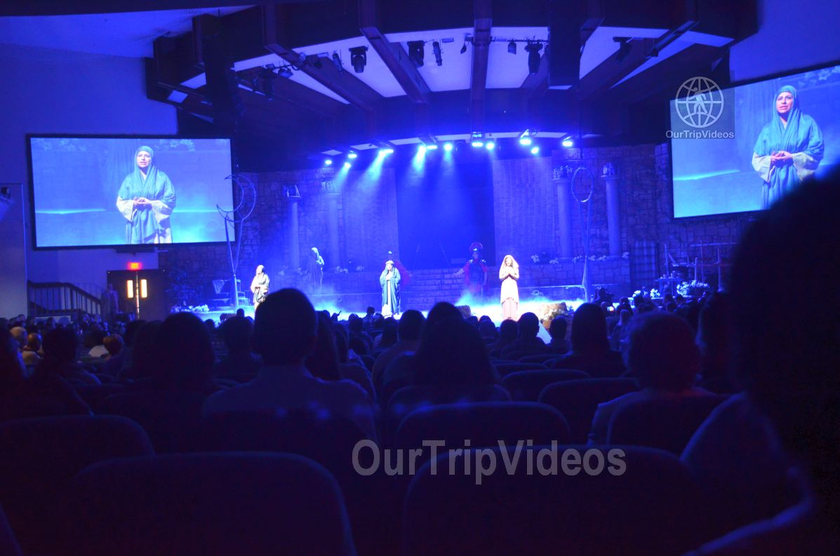 Easter at Cathedral of Faith, San Jose, CA, USA - Picture 10 of 25