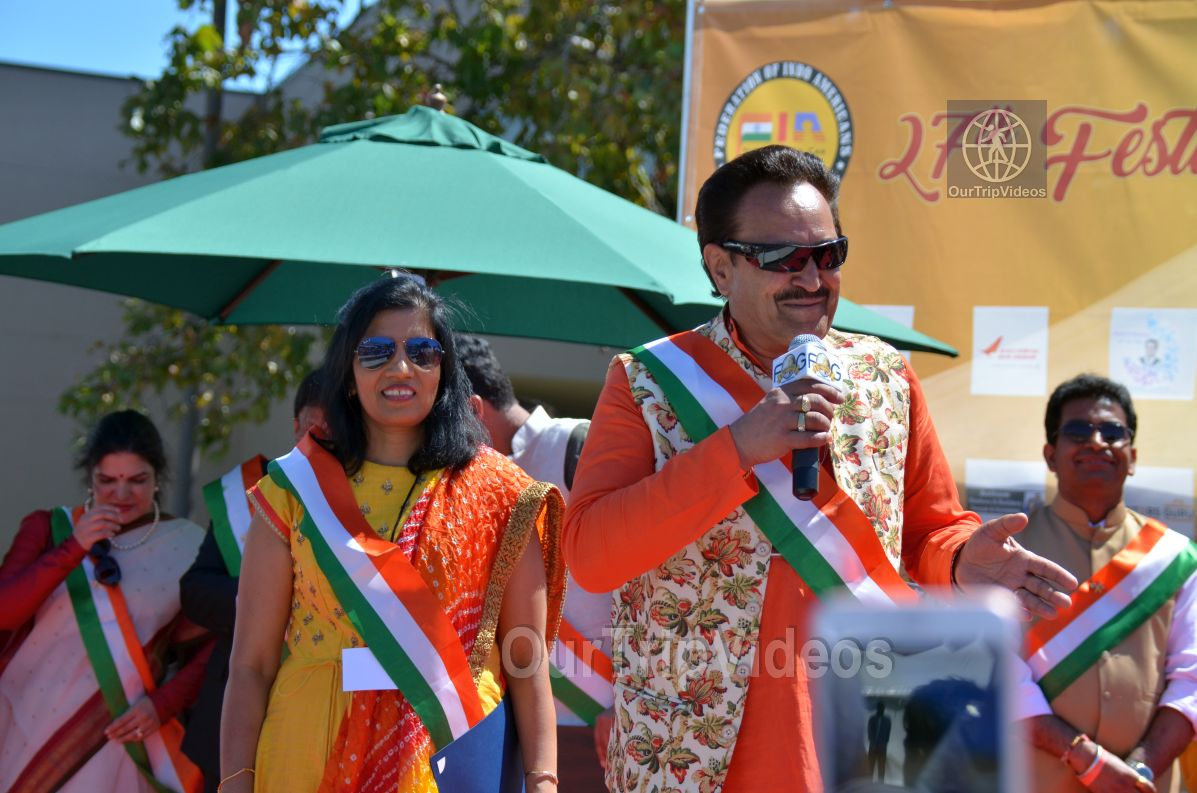 FOG India Day Fair and Mela, Fremont, CA, USA - Picture 23 of 25