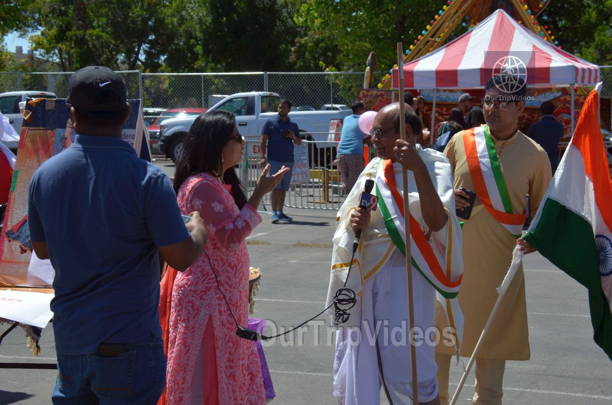 FOG India Day Fair and Mela, Fremont, CA, USA - Picture 39 of 50
