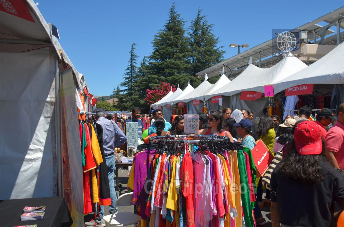 FOG India Day Fair and Mela, Fremont, CA, USA - Picture 46 of 50