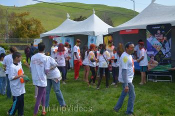 Festival of Colors - FOG and UPMA Holi, Fremont,CA, USA - Picture 6