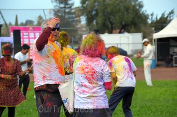 Festival of Colors - FOG and UPMA Holi, Fremont,CA, USA - Picture 8