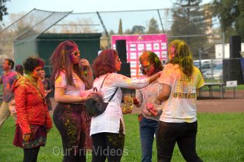 Festival of Colors - FOG and UPMA Holi, Fremont,CA, USA - Picture 9