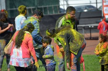 Festival of Colors - FOG and UPMA Holi, Fremont,CA, USA - Picture 13