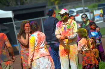 Festival of Colors - FOG and UPMA Holi, Fremont,CA, USA - Picture 20