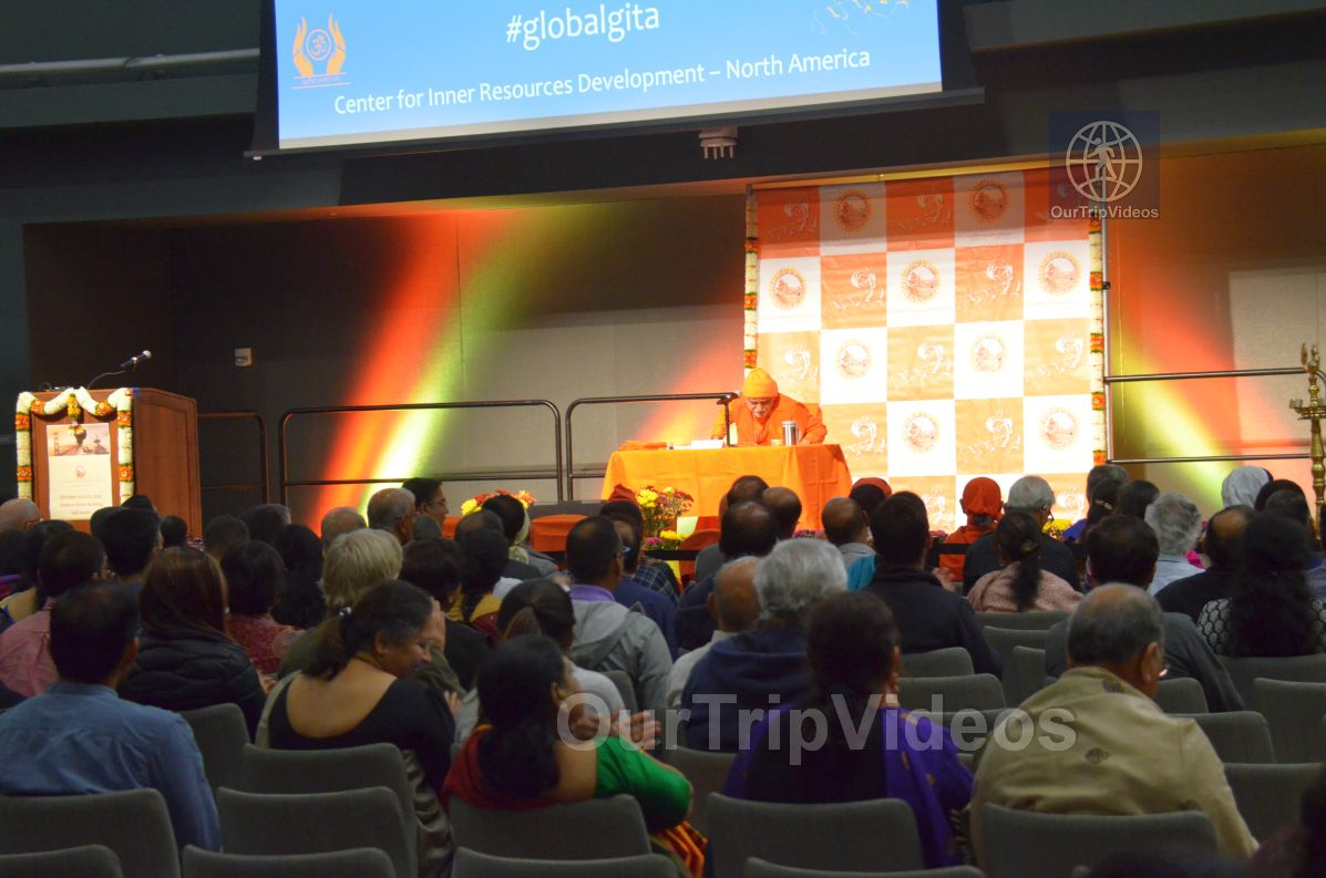 Global Bhagavad Gita Convention at SJS University, San Jose, CA, USA - Picture 15 of 25