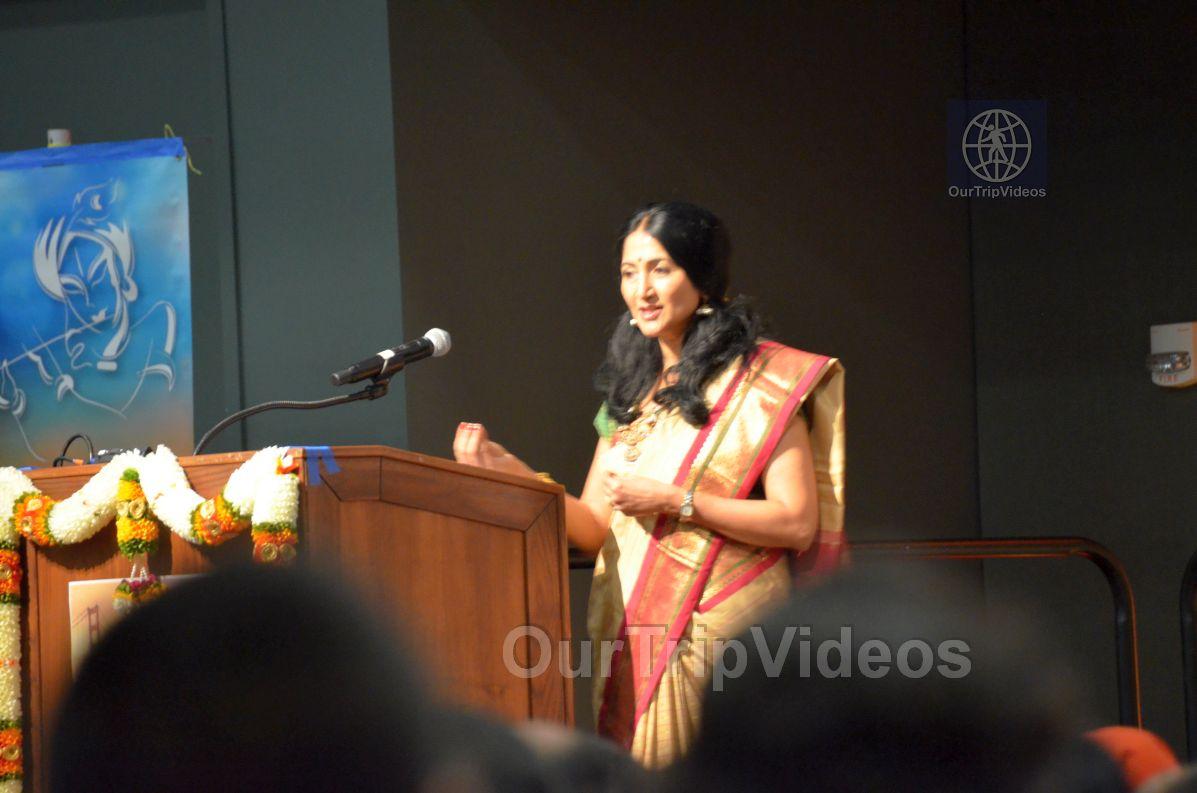 Global Bhagavad Gita Convention at SJS University, San Jose, CA, USA - Picture 32 of 50