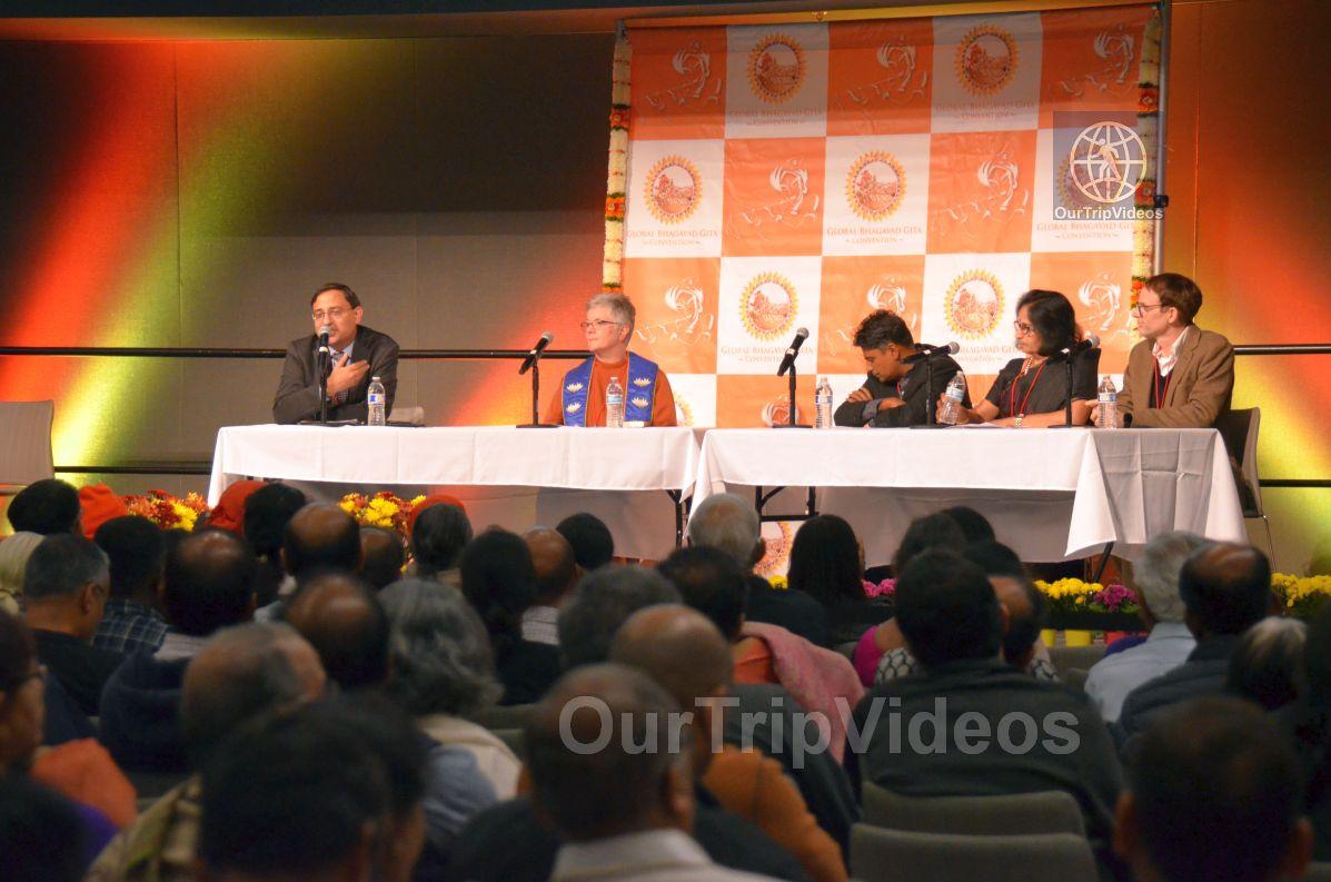Global Bhagavad Gita Convention at SJS University, San Jose, CA, USA - Picture 35 of 50