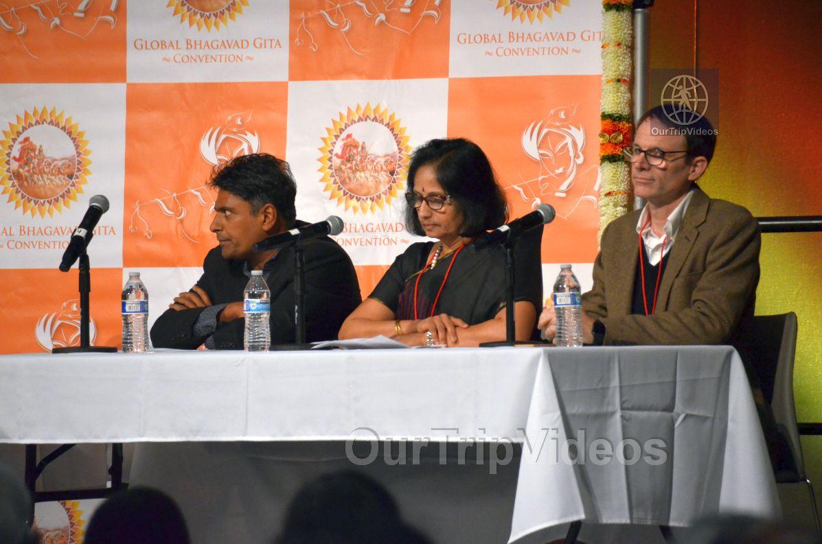 Global Bhagavad Gita Convention at SJS University, San Jose, CA, USA - Picture 36 of 50