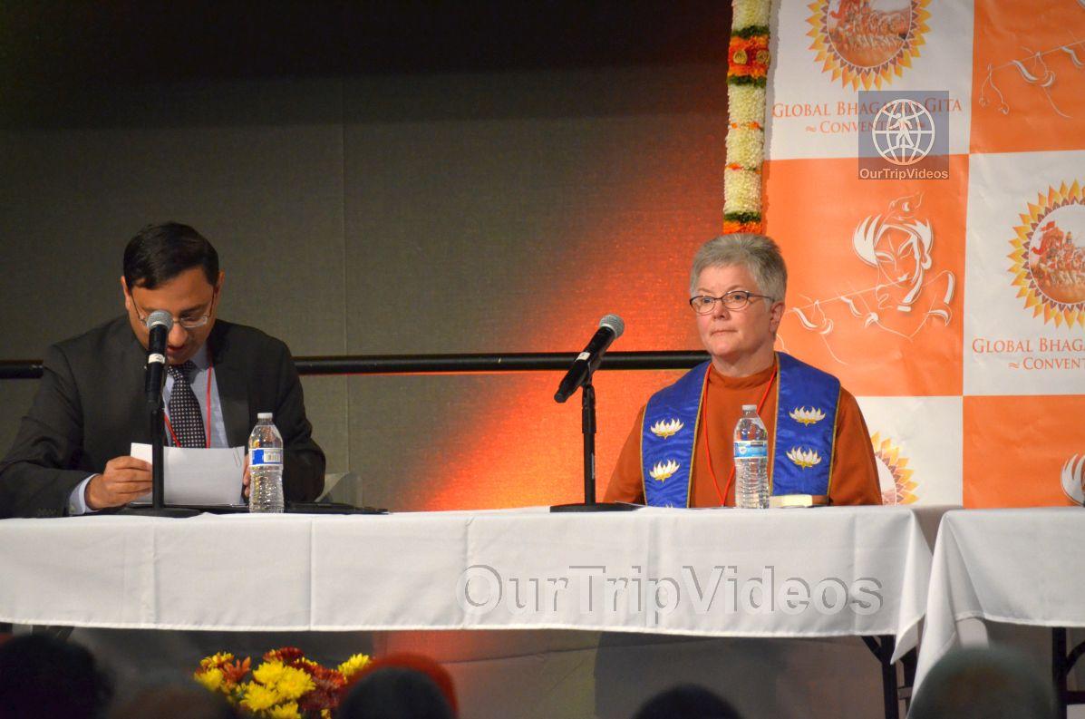 Global Bhagavad Gita Convention at SJS University, San Jose, CA, USA - Picture 37 of 50