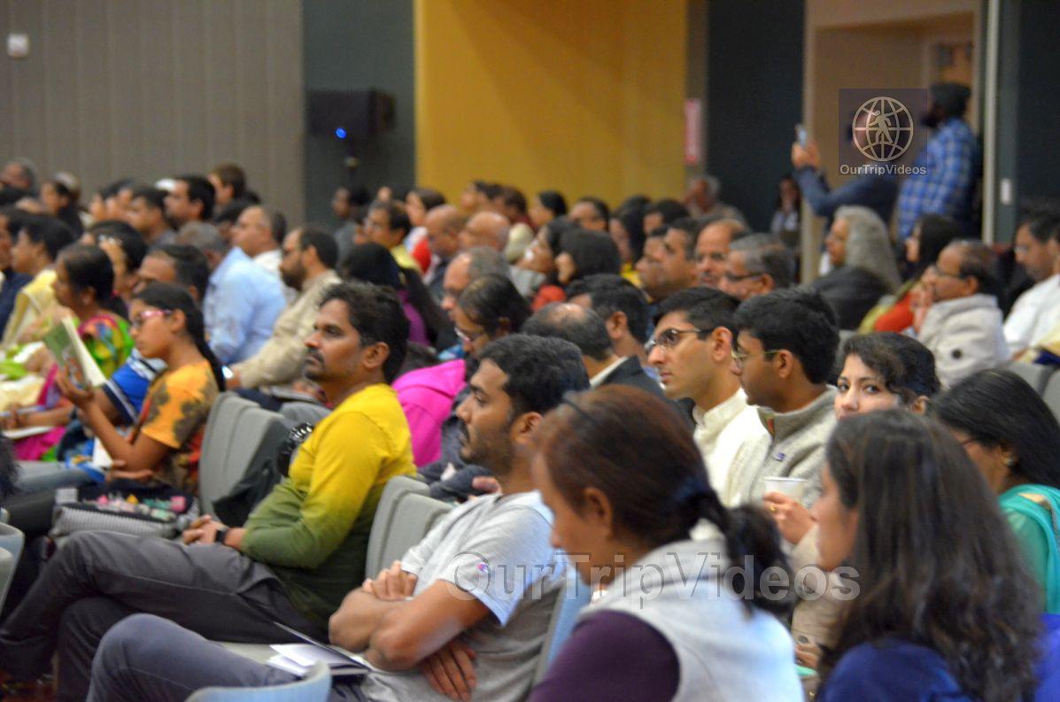 Global Bhagavad Gita Convention at SJS University, San Jose, CA, USA - Picture 47 of 50