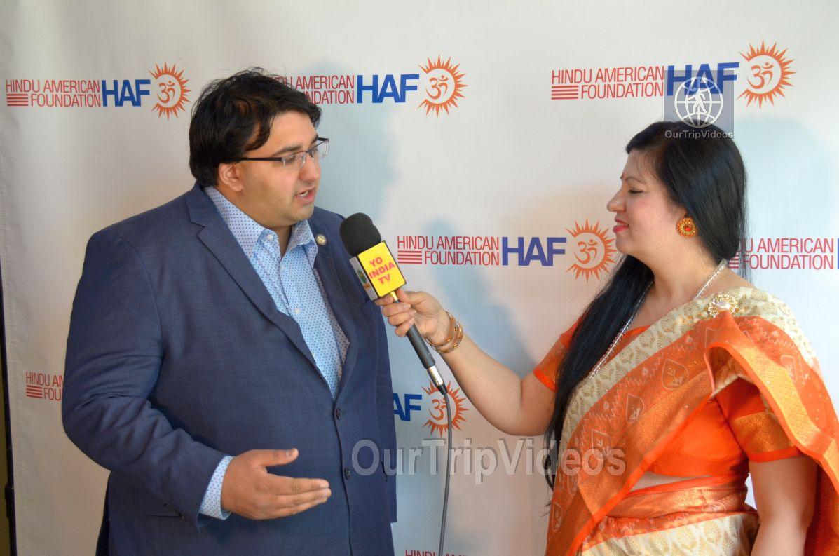 Hindu American Foundation(HAF) Tri-Valley Gala,  Dublin, CA, USA - Picture 9 of 25