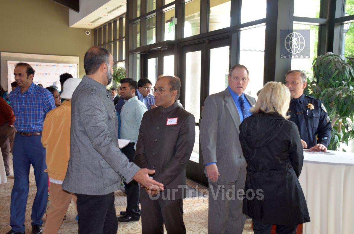 Hindu American Foundation(HAF) Tri-Valley Gala,  Dublin, CA, USA - Picture 12 of 25