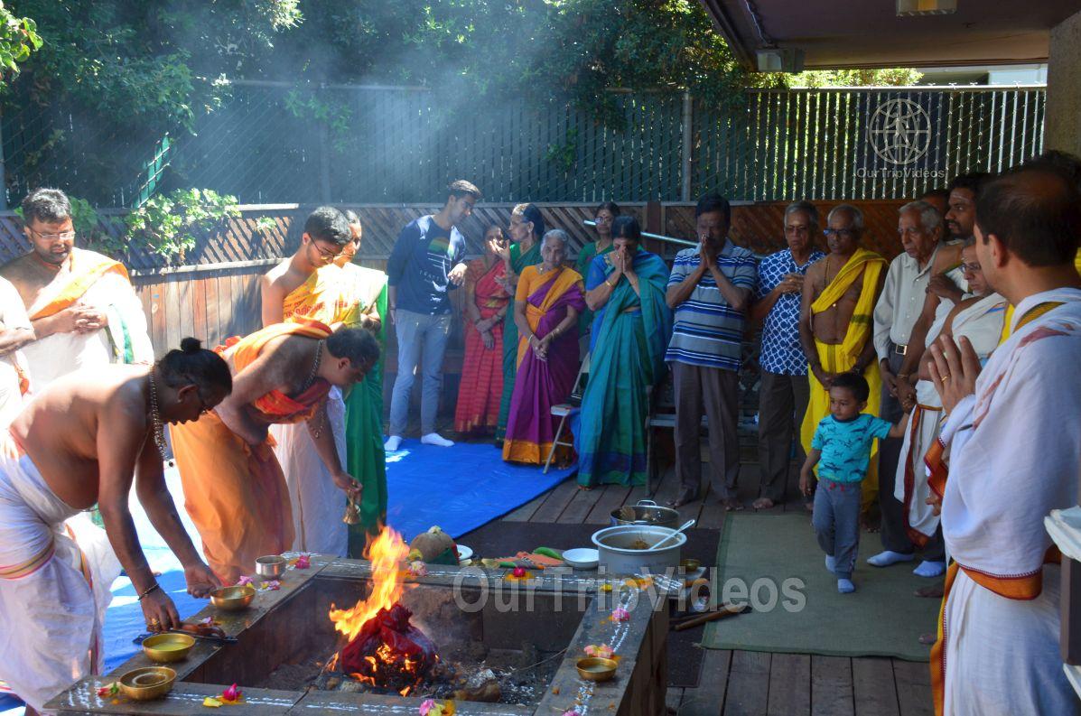 Varshaabhishekam - Lalitha Sahasranama Lakshaarachana, San Jose, CA, USA - Picture 6 of 25