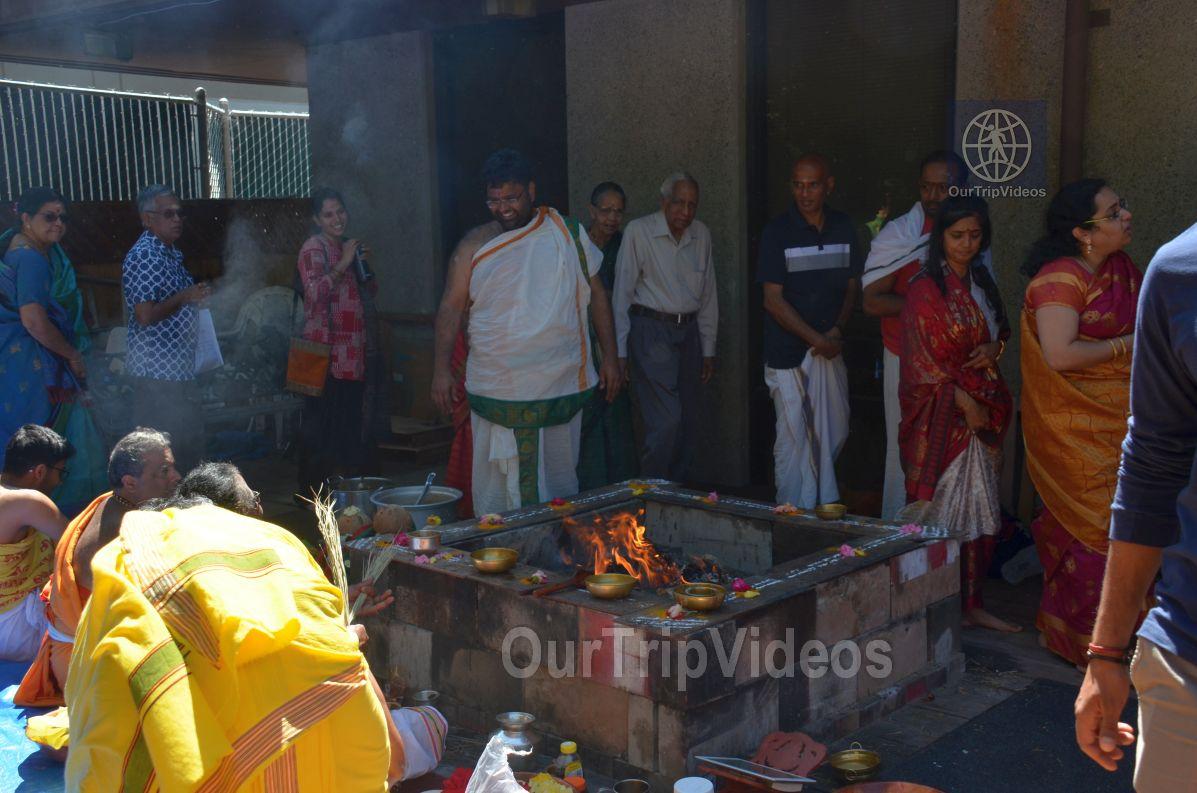 Varshaabhishekam - Lalitha Sahasranama Lakshaarachana, San Jose, CA, USA - Picture 9 of 25