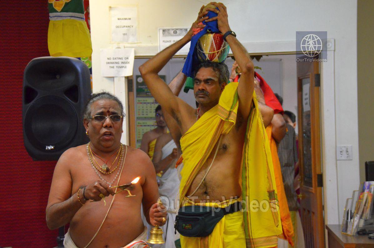 Varshaabhishekam - Lalitha Sahasranama Lakshaarachana, San Jose, CA, USA - Picture 10 of 25