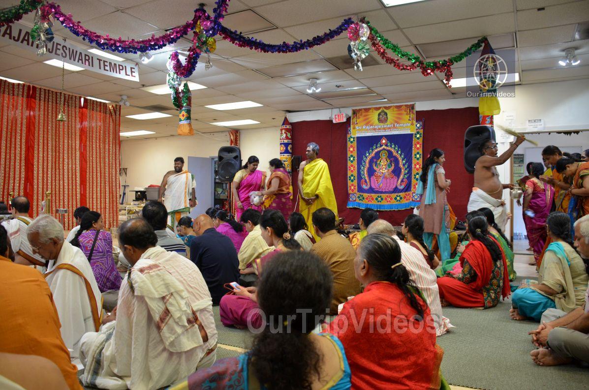 Varshaabhishekam - Lalitha Sahasranama Lakshaarachana, San Jose, CA, USA - Picture 12 of 25