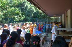 Varshaabhishekam - Lalitha Sahasranama Lakshaarachana, San Jose, CA, USA - Picture 3
