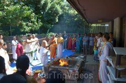 Varshaabhishekam - Lalitha Sahasranama Lakshaarachana, San Jose, CA, USA - Picture 4