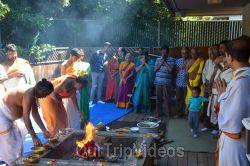 Varshaabhishekam - Lalitha Sahasranama Lakshaarachana, San Jose, CA, USA - Picture 6