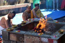 Varshaabhishekam - Lalitha Sahasranama Lakshaarachana, San Jose, CA, USA - Picture 7