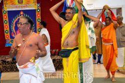 Varshaabhishekam - Lalitha Sahasranama Lakshaarachana, San Jose, CA, USA - Picture 11