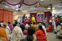 Varshaabhishekam - Lalitha Sahasranama Lakshaarachana, San Jose, CA, USA - Picture 12