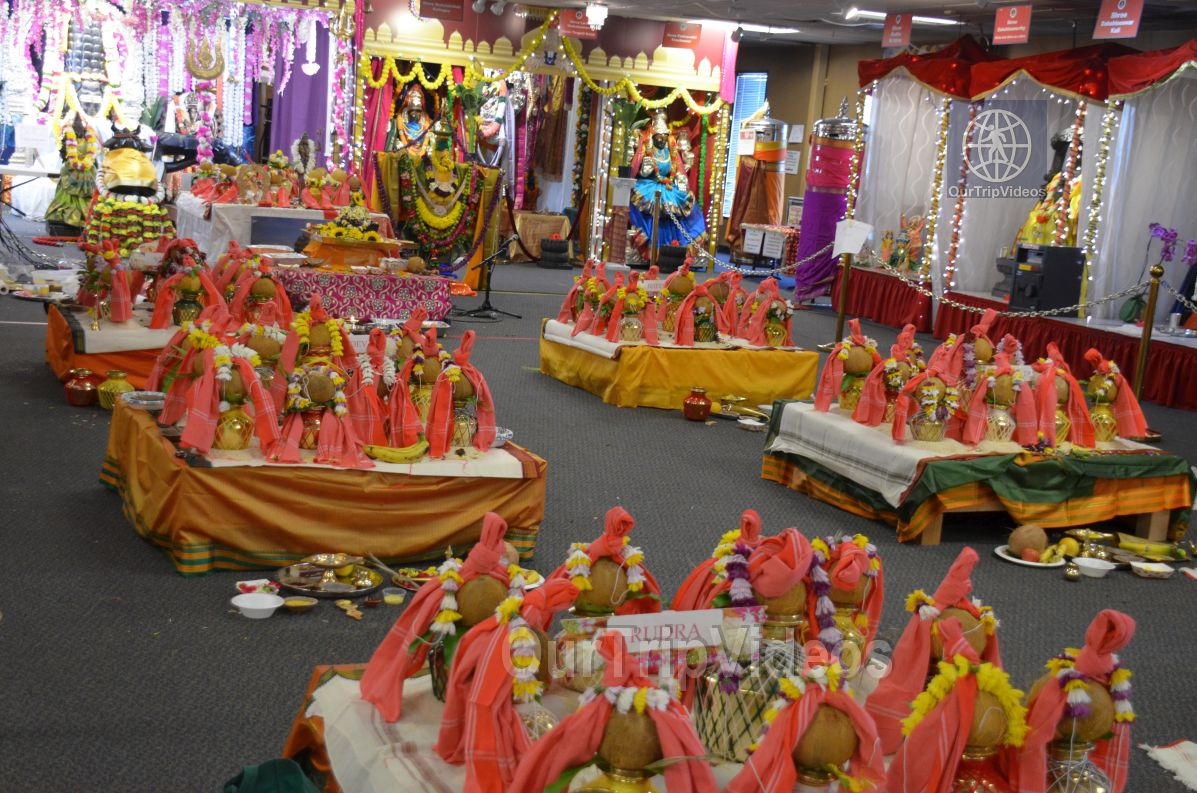 Sri Maha Rudra Yagna celebrations, Sunnyvale, CA, USA - Picture 8 of 25